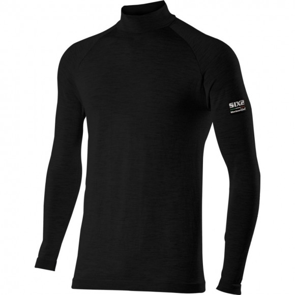 Camiseta interior ciclismo y moto de lana Merino TS3