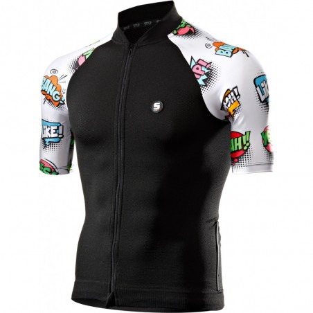 Maillot ciclismo Fancy
