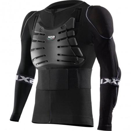 Camiseta interior ciclismo y moto PRO TS10 con protección