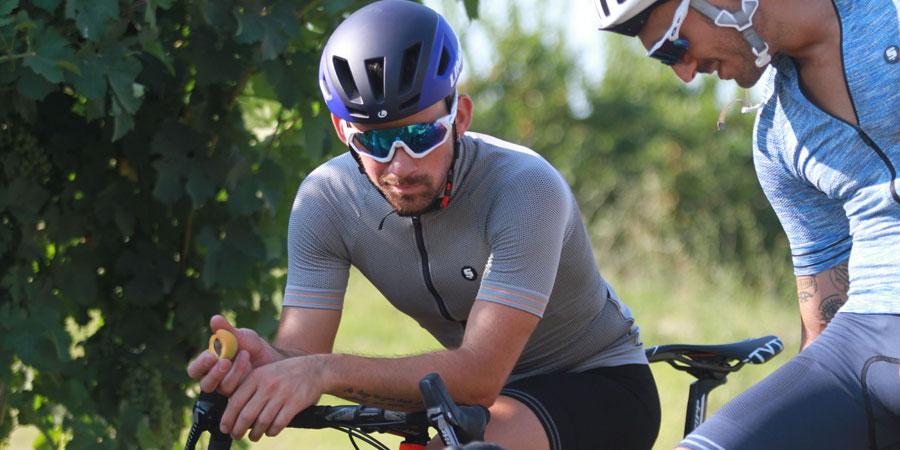 Maillot ciclismo Clima de Sixs