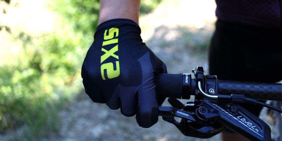 Guantes ciclismo MTB de Sixs