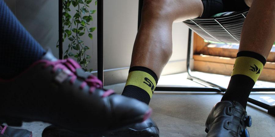 Calcetines ciclismo Short Logo de Sixs